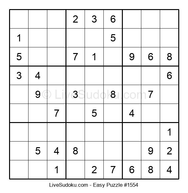 Beginners Puzzle #1554