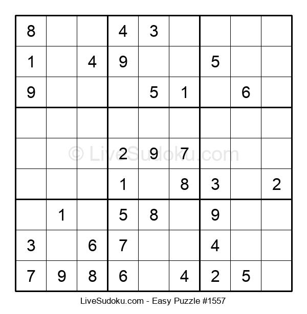 Beginners Puzzle #1557