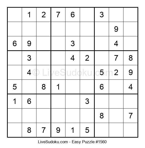 Beginners Puzzle #1560