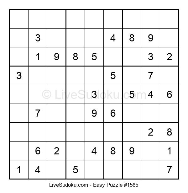 Beginners Puzzle #1565
