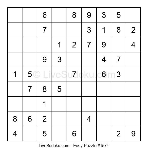 Beginners Puzzle #1574