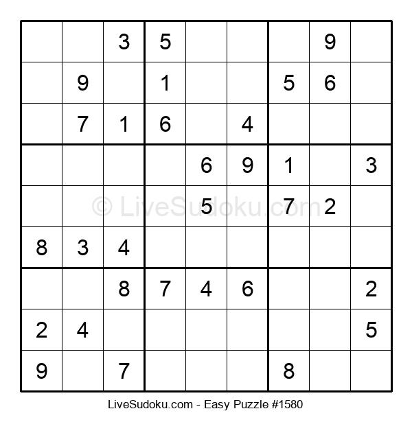 Beginners Puzzle #1580