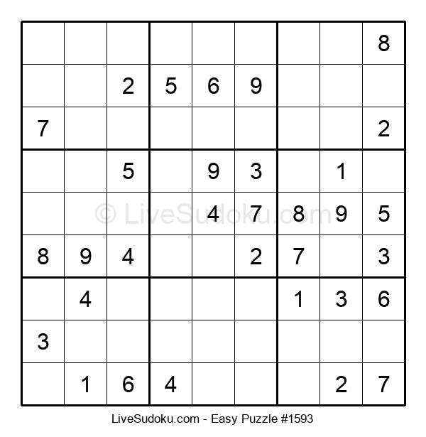 Beginners Puzzle #1593