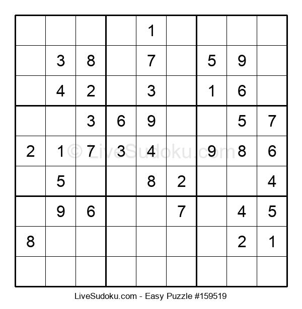 Beginners Puzzle #159519
