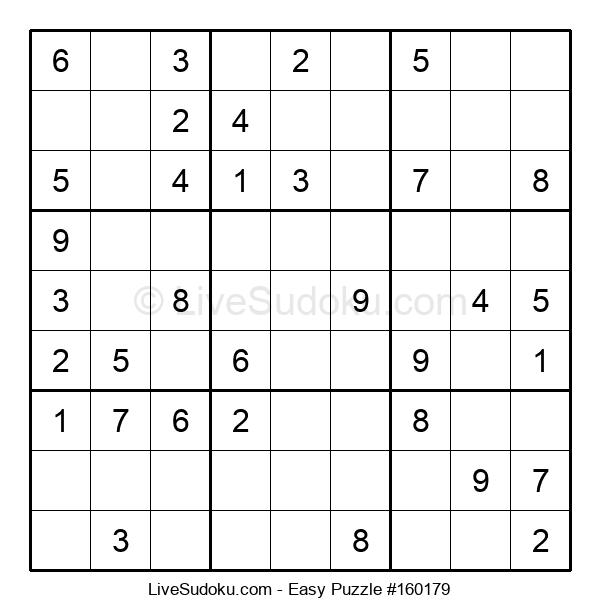 Beginners Puzzle #160179