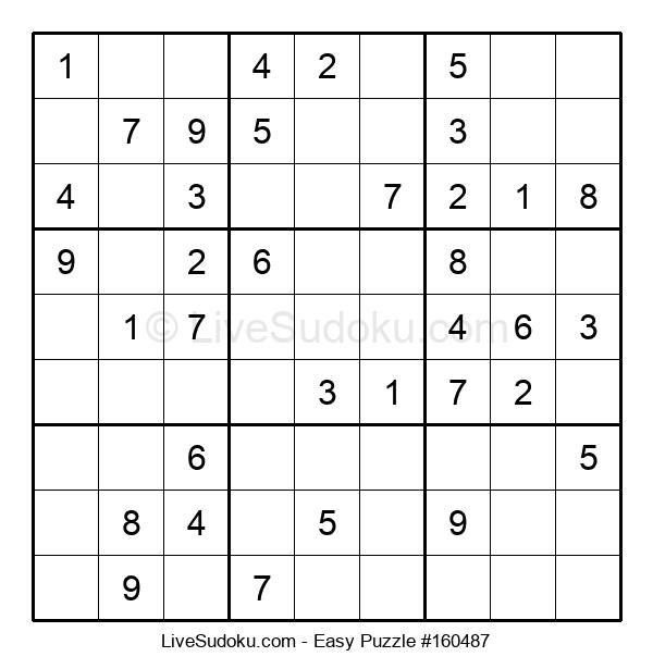 Beginners Puzzle #160487