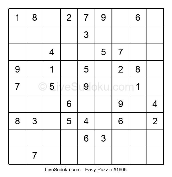 Beginners Puzzle #1606