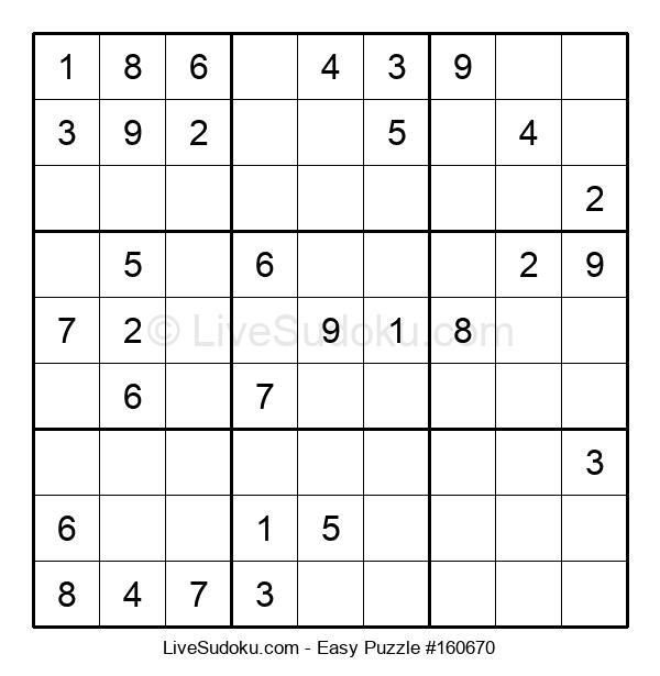 Beginners Puzzle #160670