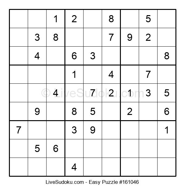 Beginners Puzzle #161046