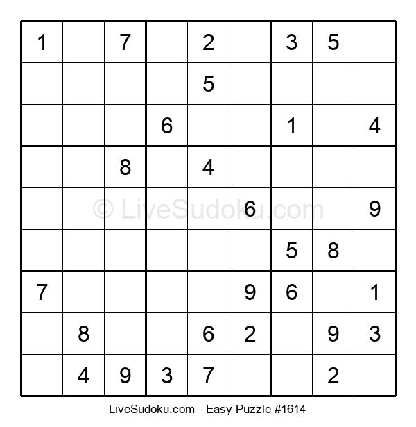 Beginners Puzzle #1614