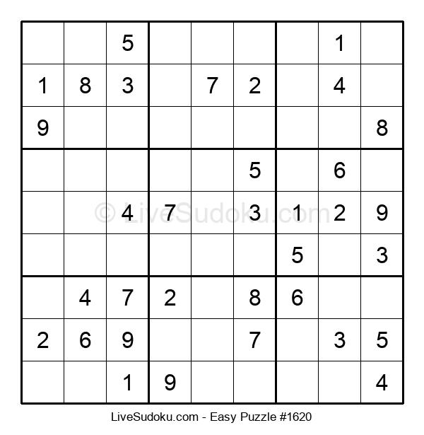 Beginners Puzzle #1620