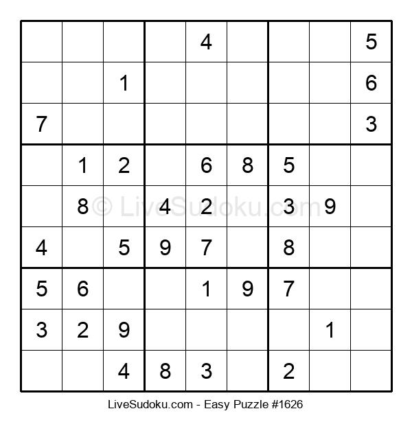 Beginners Puzzle #1626