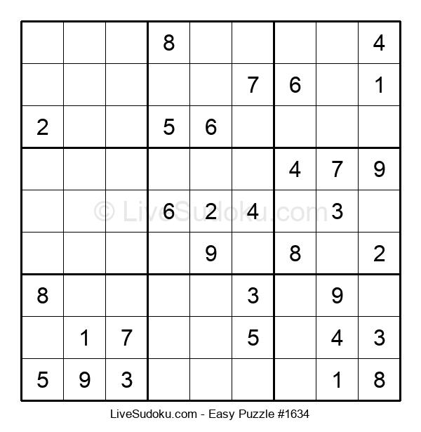 Beginners Puzzle #1634
