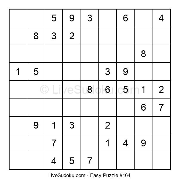 Beginners Puzzle #164
