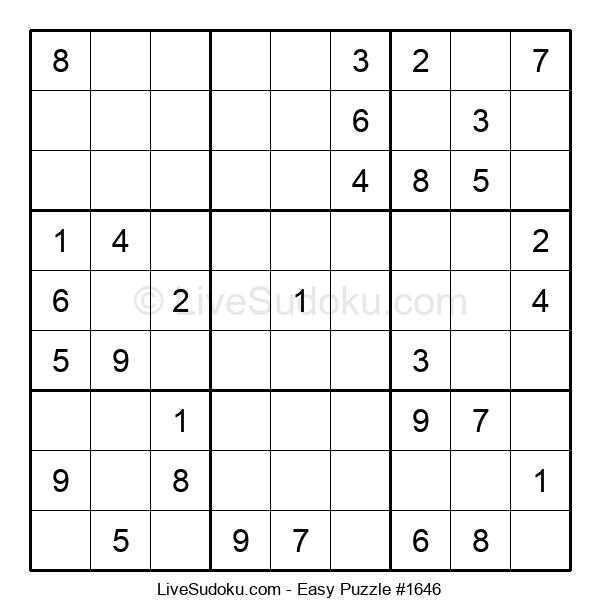 Beginners Puzzle #1646