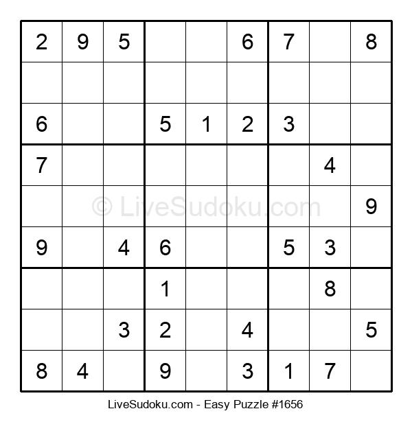 Beginners Puzzle #1656