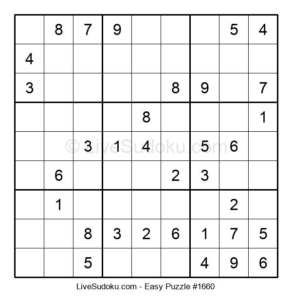 Beginners Puzzle #1660