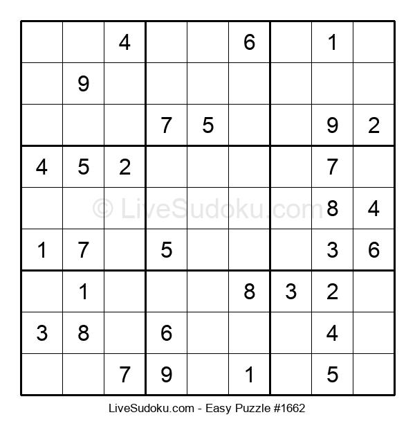 Beginners Puzzle #1662