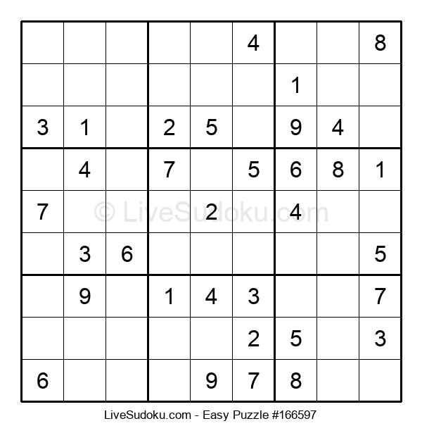 Beginners Puzzle #166597