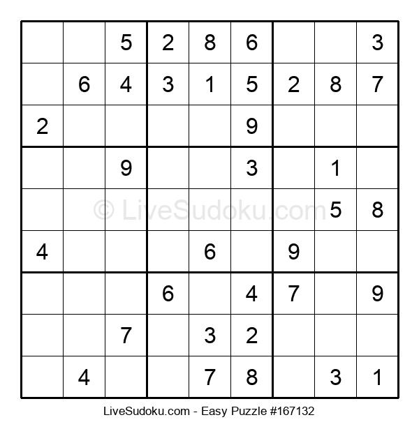 Beginners Puzzle #167132