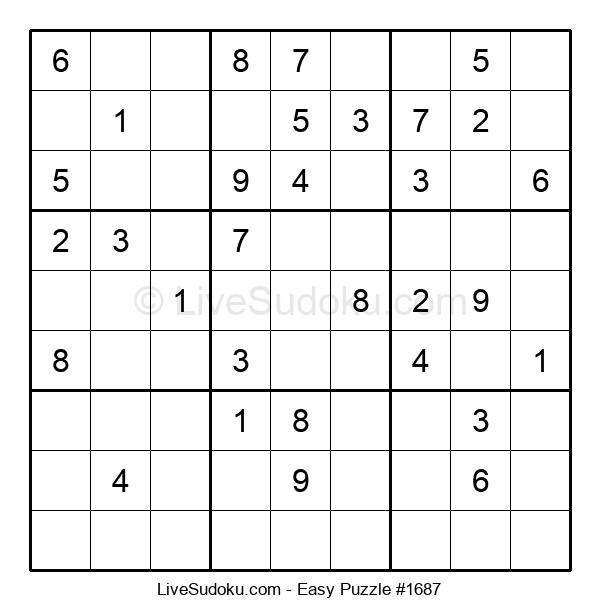 Beginners Puzzle #1687