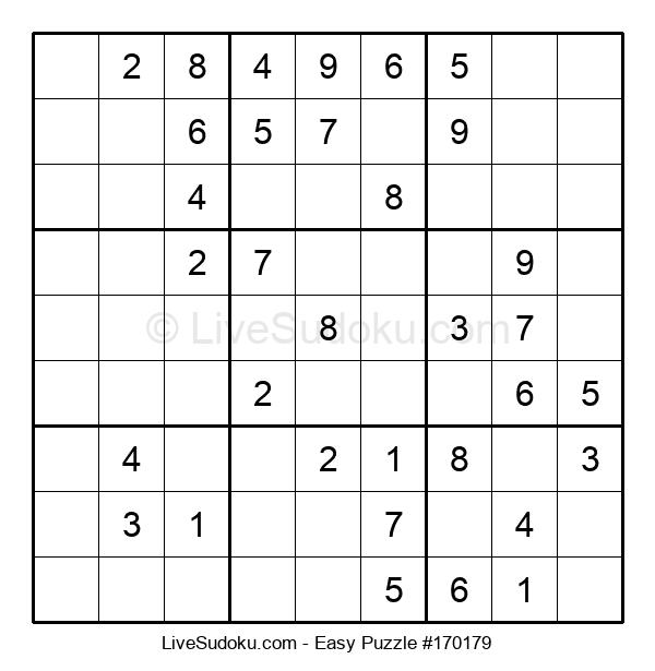 Beginners Puzzle #170179