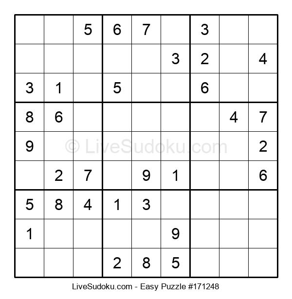 Beginners Puzzle #171248