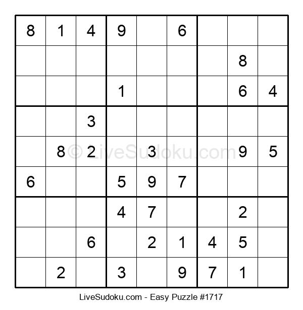 Beginners Puzzle #1717
