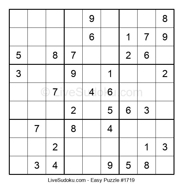 Beginners Puzzle #1719