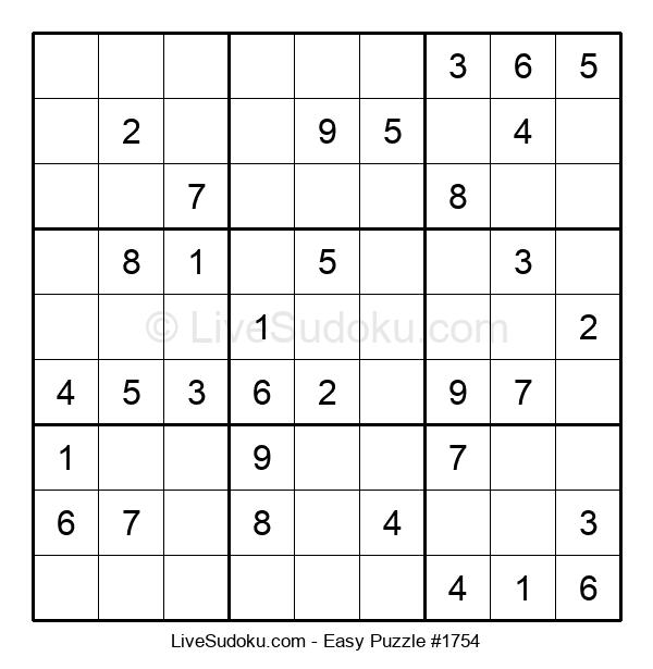 Beginners Puzzle #1754