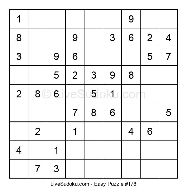 Beginners Puzzle #178