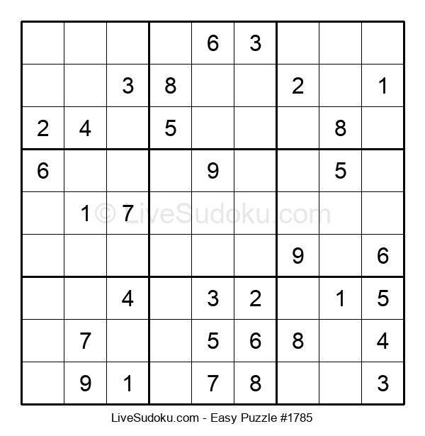 Beginners Puzzle #1785