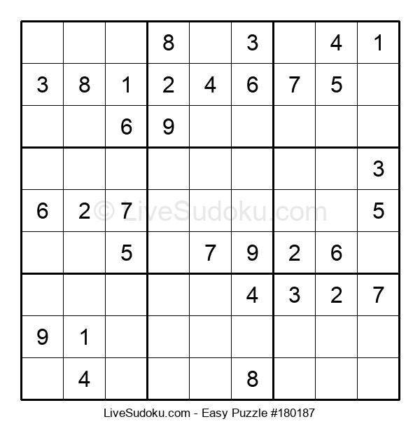 Beginners Puzzle #180187