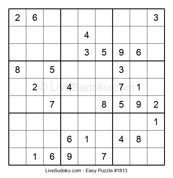 Beginners Puzzle #1813
