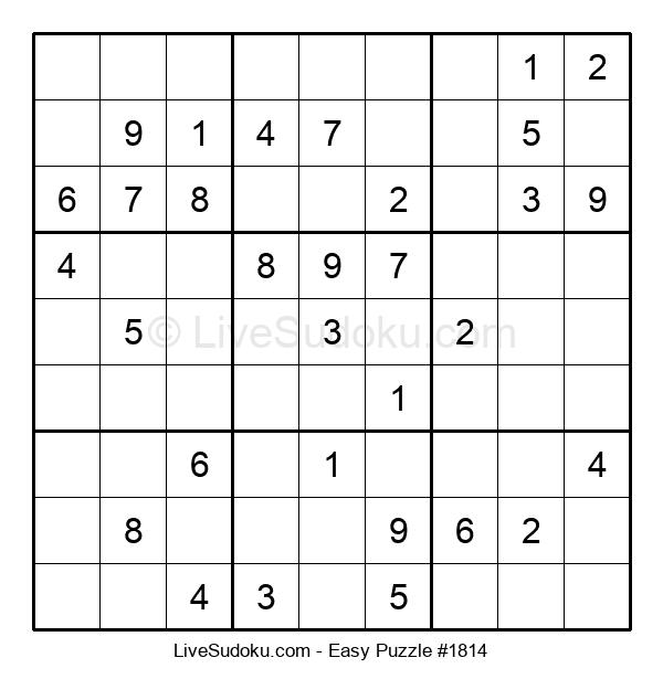 Beginners Puzzle #1814