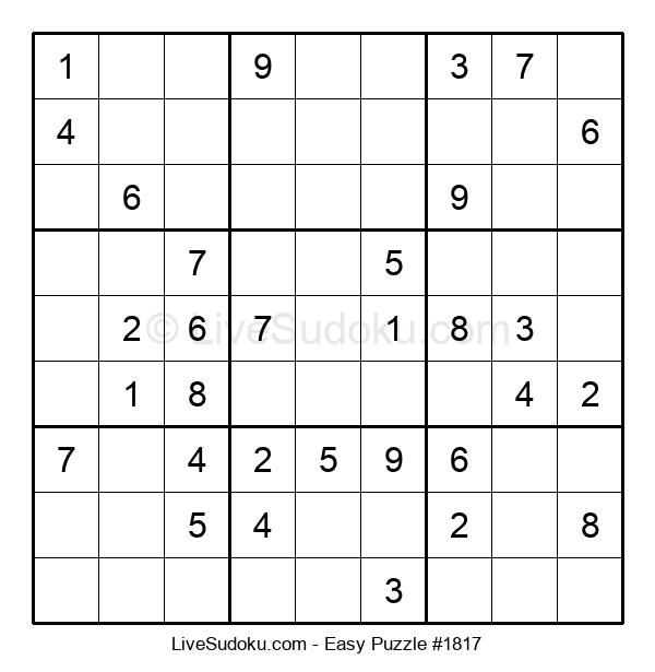 Beginners Puzzle #1817