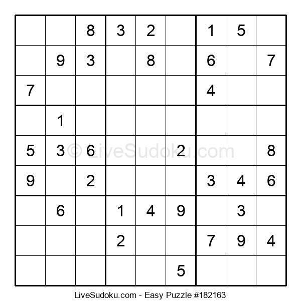 Beginners Puzzle #182163