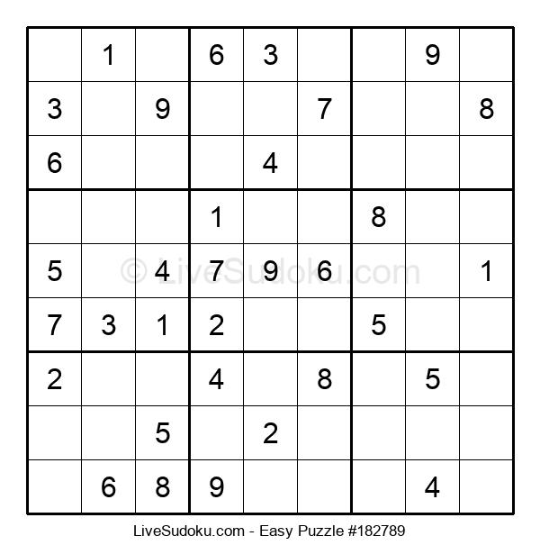 Beginners Puzzle #182789