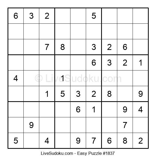 Beginners Puzzle #1837