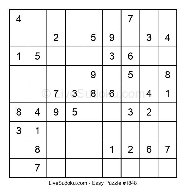 Beginners Puzzle #1848