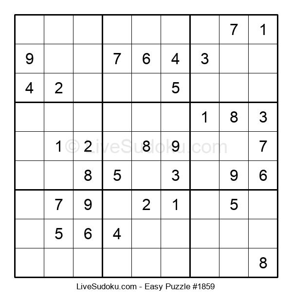 Beginners Puzzle #1859