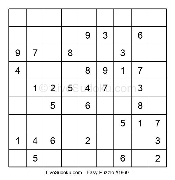 Beginners Puzzle #1860
