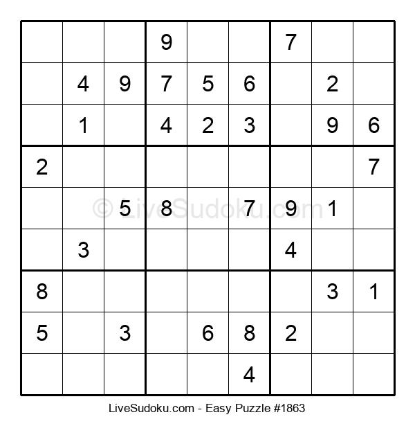 Beginners Puzzle #1863