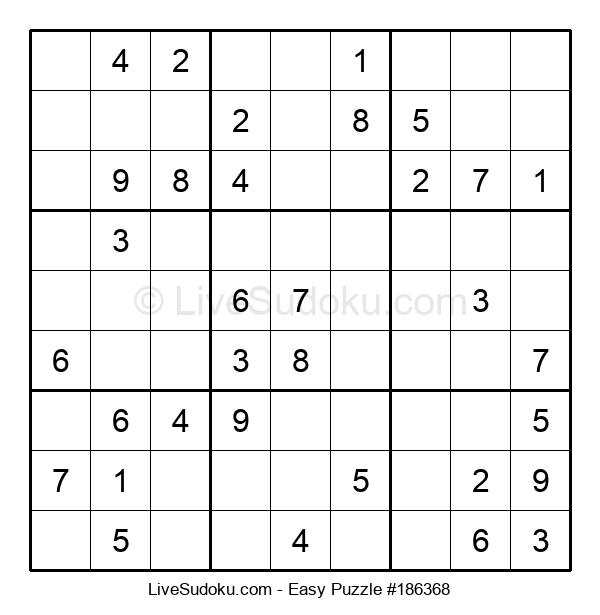 Beginners Puzzle #186368