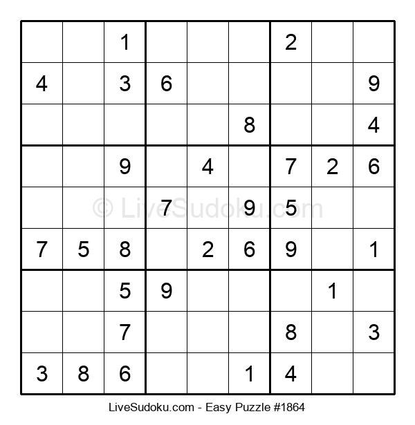Beginners Puzzle #1864