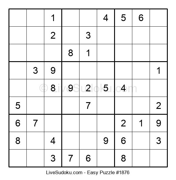 Beginners Puzzle #1876