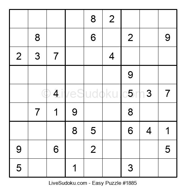 Beginners Puzzle #1885