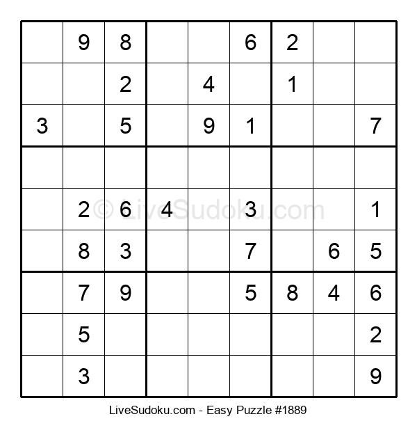 Beginners Puzzle #1889