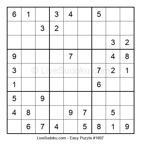 Beginners Puzzle #1897