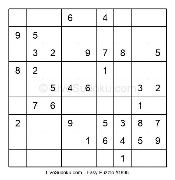 Beginners Puzzle #1898
